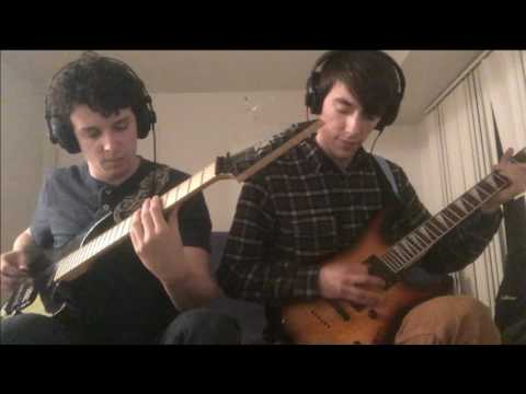 Hammerfall - Heeding the Call (guitar cover)