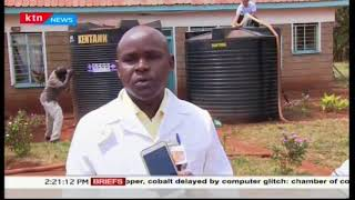 SGR workers supply Emali residents with free water