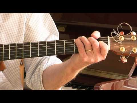 Guitar Tutorial - The Wild Rover - Irish Folk Song