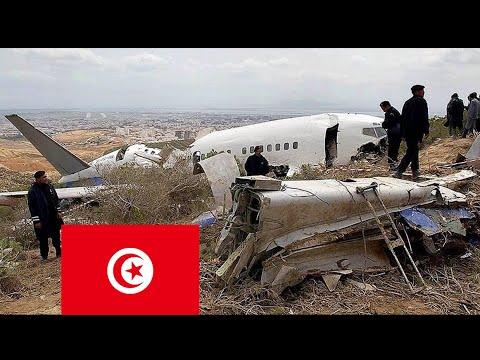 The Ten Deadliest Air Crashes in Tunisia