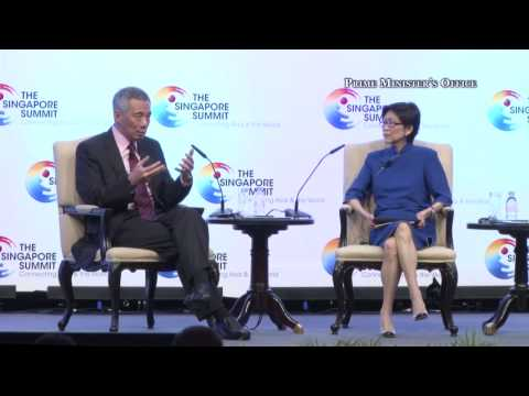 On how China can cultivate greater trust in the region (Singapore Summit 2014)