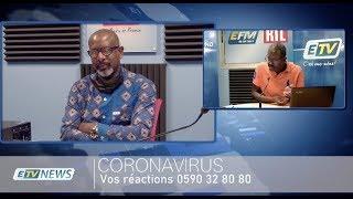 ÉDITION SPÉCIALE CORONAVIRUS - 01 AVRIL 2020 - PARTIE 1 - Dominique VIRASSAMY