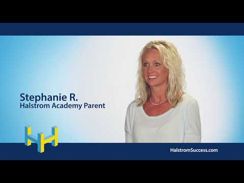 Halstrom Academy | Stephanie Riggs Testimonial