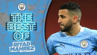 BEST OF RIYAD MAHREZ 2020/21   Goals, Assists & Skills!