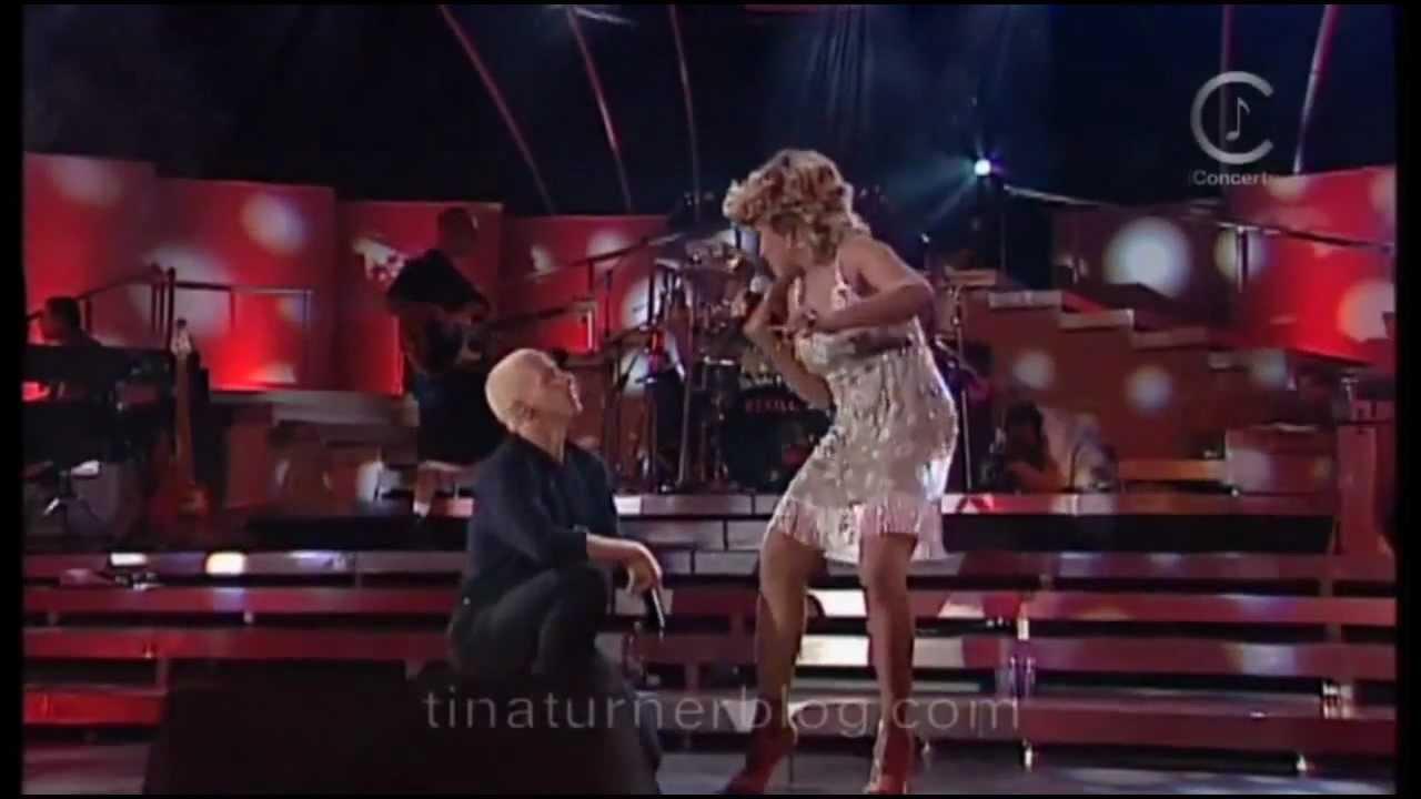 Eros Ramazzotti & Tina Turner Live in Munich - Cose della vita - Simply the best