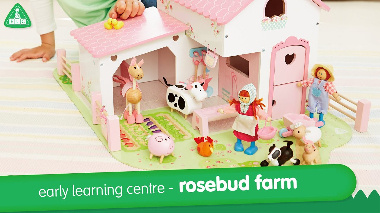 Early Learning Centre Rosebud Farm - YouTube
