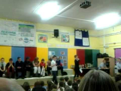 Leaving Party at Brentry Primary, Bristol - 2012.07.19.