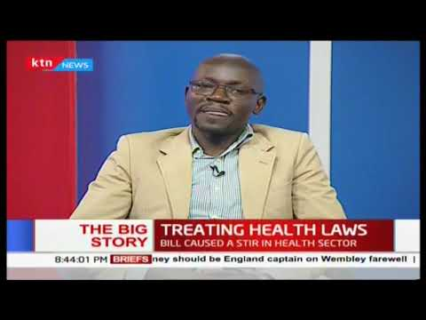 The Big Story: Healthcare bill causes stir in the healthcare sector