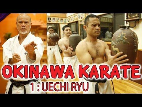OKINAWA KARATE 1 :  UECHI RYU - KIYOHIDE SHINJO