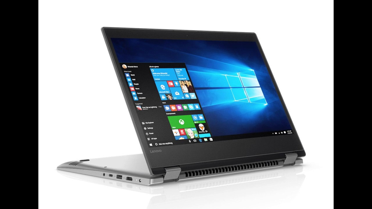 Lenovo Yoga 520 14 Grey Youtube