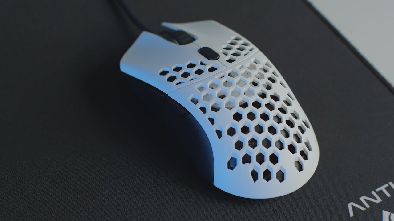 Final Mouse Ultra Light Pro Review | WOW this thing is light!