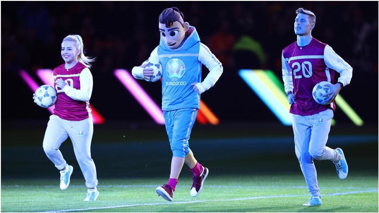Fussball Em Skillzy Ist Das Maskottchen Der Euro 2020