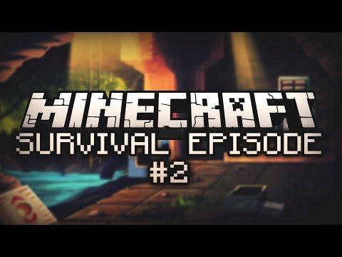 Minecraft | Episode #2 'Legit New House' | w/ Bobby, Jordan & John