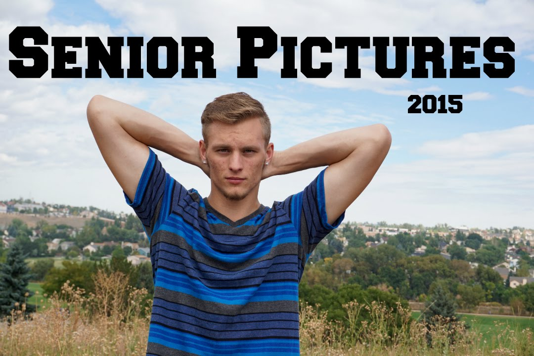 I Photographed my Brothers Senior Pictures! Take a look ...
