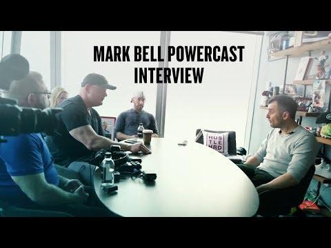 Mark Bell PowerCast Gary Vaynerchuk Interview | New York 2017