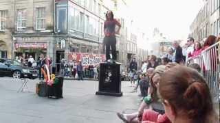 Edinburgh Fringe 2012 (gili's Show)