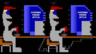 da aztex! by PWP (1997 PC/DOS 64k intro)