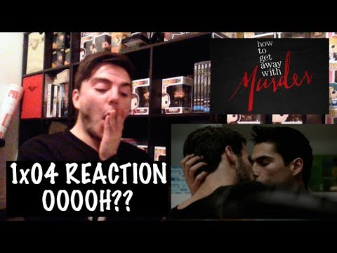 HOW TO GET AWAY WITH MURDER - 1x04 'LET'S GET TO SCOOPING' REACTION