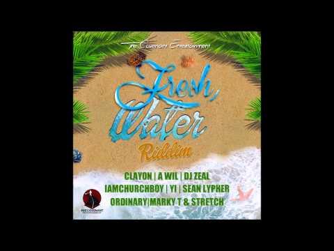 Fresh Water Riddim Promo Mix by Dj Marlon 2014