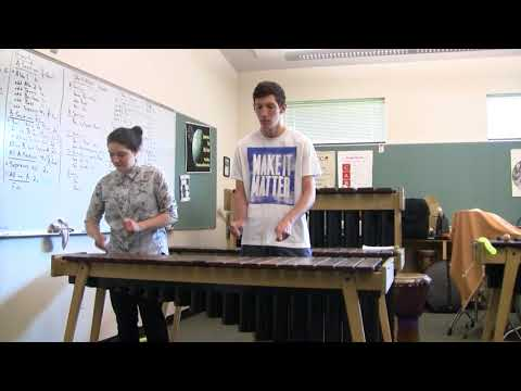 Student Compositions 3 - Springwater Trail High School Marimba Band - 2017-2018