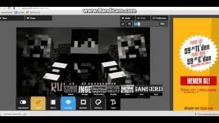 minecraft youtube kapak fotoğrafı yapımı Kopyası