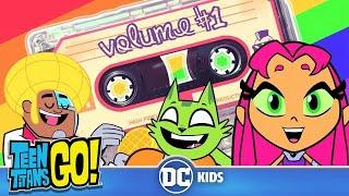 Teen Titans Go! KARAOKE   Super Mixtape Vol.1   DC Kids thumbnail