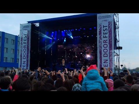 The Hardkiss - Helpless (Live in Zhytomyr) Open Door Fest 20
