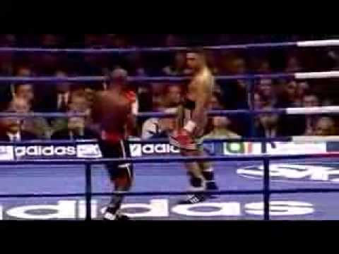 Prince Naseem Hamed : La boxe avec du style ( BestOf )