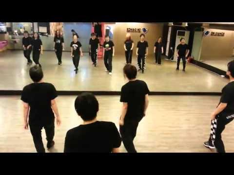 EXO Growl Dance Tutorial Dạy Nhảy Version 2