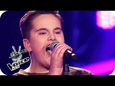 Adele  Make You Feel My Love Marin  The Voice Kids 2017 Germany  Blind Auditions  SAT1