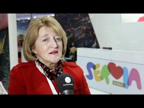 World Travel Market 2014 interview – Gordana Plamenac