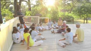Children's Yoga Camp at the Yoga Farm