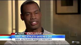 Jason Collins Goes Against Gay Stereotype