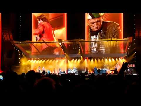 """The Rolling Stones """"No Filter Tour 2017"""" - Spielberg Highlights"""