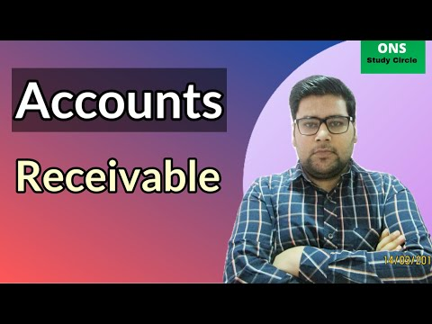Accounts Receivable | What Is Accounts Receivable