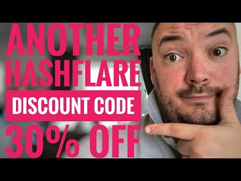 """Another hashflare discount code """" HF18INET404 """"  30% off & we hit triple bottom"""