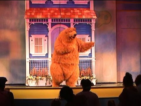 Playhouse Disney Live on Stage, Disney MGM Studios 2006 - Bear in Big Blue House, Pooh, Full Show