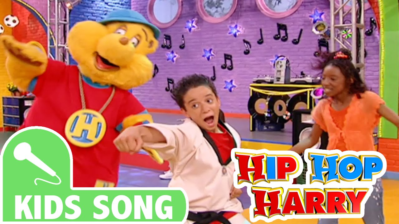 Finding A Talent | Kids Song | From Hip Hop Harry - YouTube