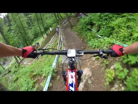 UCI Mountain Bike World Cup XCO Albstadt, Germany 2018 Track POV