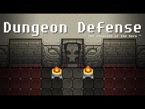 dungeon defense manga