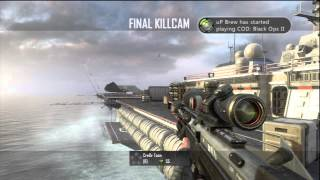 Nice FaZe Fakie Challenge Shot (Bo2)