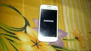 Samsung Galaxy Star Advance G350E hard reset