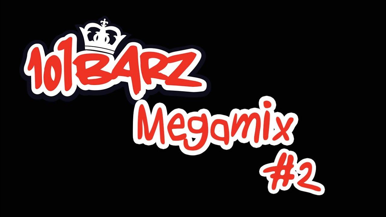 MegaMix #2 (ft. D-Double, Seffelinie, Negativ, Keizer en meer!)