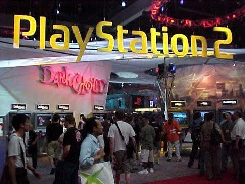 Resultado de imagen de playstation 2 e3 2001