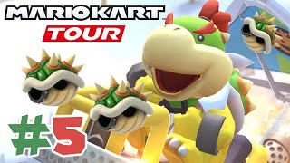 Mario Kart Tour: Jungle Tour Part 5: GOLD Challenges Now Completed