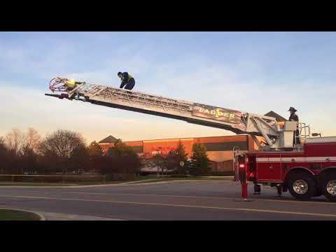 Michigan State police investgate crash scene in Chelsea