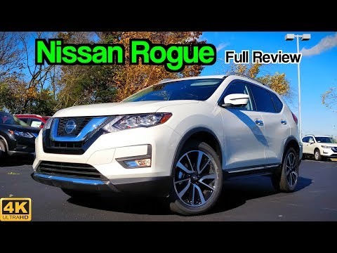 2019 Nissan Rogue: FULL REVIEW | Nissan Ups the Safety for 2019