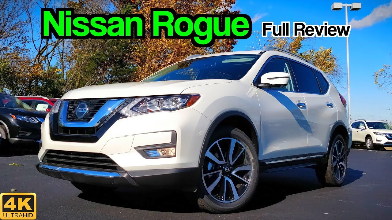 2019 Nissan Rogue Full Review Ups The Safety For