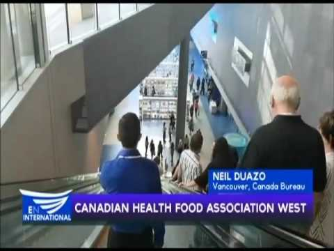 Canadian Health Food Association West - Neil Duazo reports