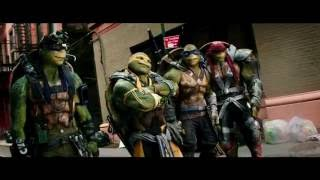 Черепашки-ниндзя 2(2016) | Teenage Mutant Ninja Turtles: Out of the Shadows  - Трейлер на русском
